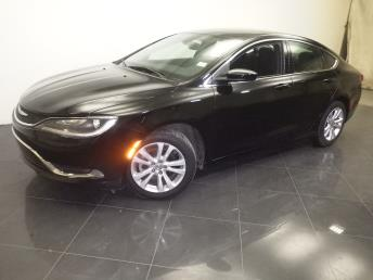 2015 Chrysler 200 - 1190105905