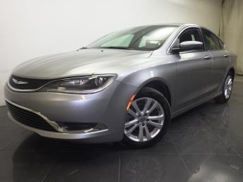 2015 Chrysler 200 - 1190105934