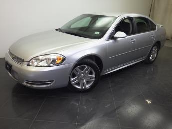 2012 Chevrolet Impala - 1190106054