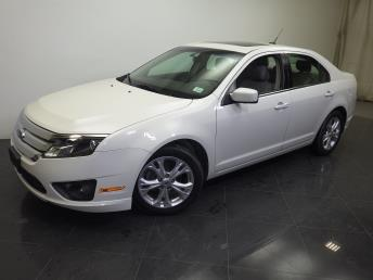 2012 Ford Fusion - 1190106107