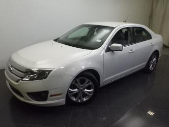 2012 Ford Fusion - 1190106468