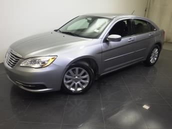 2013 Chrysler 200 - 1190106530