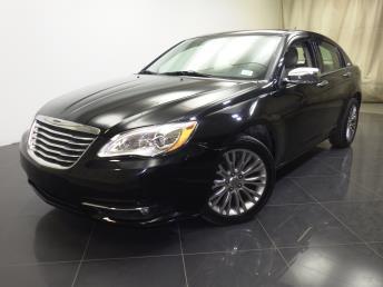 2012 Chrysler 200 - 1190106538