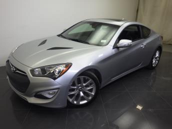 2013 Hyundai Genesis Coupe - 1190106666
