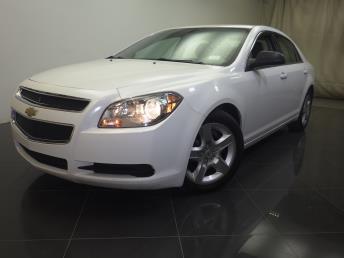 2012 Chevrolet Malibu - 1190106702