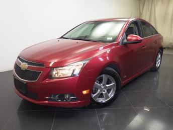 2012 Chevrolet Cruze - 1190106969