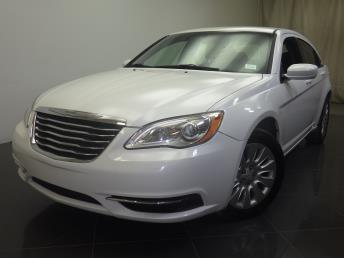 2014 Chrysler 200 - 1190107023