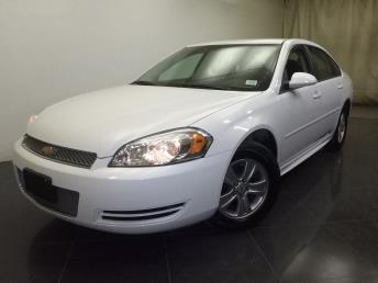 2014 Chevrolet Impala Limited - 1190107065