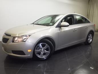 2012 Chevrolet Cruze - 1190107170