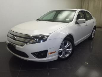 2012 Ford Fusion - 1190107242