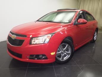 2013 Chevrolet Cruze - 1190107248