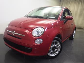 2013 FIAT 500 - 1190107250