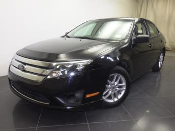 2012 Ford Fusion - 1190107402