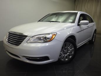 2013 Chrysler 200 - 1190107620