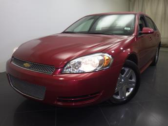 2014 Chevrolet Impala Limited - 1190107813