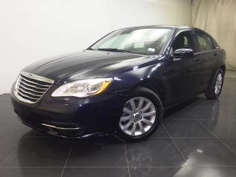 2013 Chrysler 200 - 1190107838