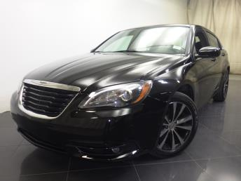 2014 Chrysler 200 - 1190108002