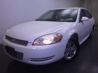 2014 Chevrolet Impala Limited - 1190108102