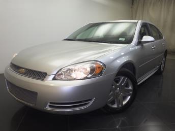 2013 Chevrolet Impala - 1190108107
