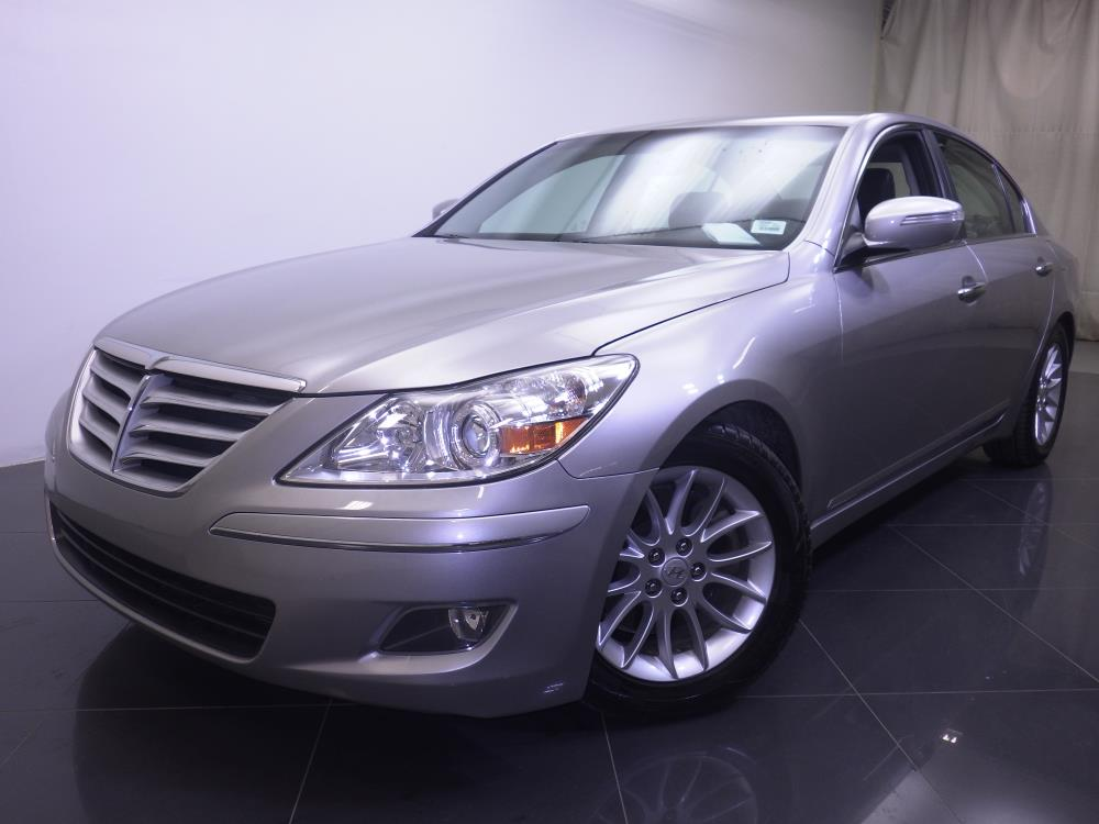 2011 Hyundai Genesis For Sale In Greensboro 1190108206