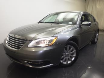 2012 Chrysler 200 - 1190108249
