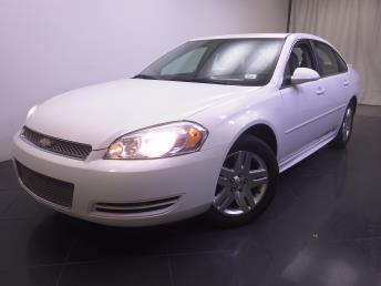 2013 Chevrolet Impala - 1190108251