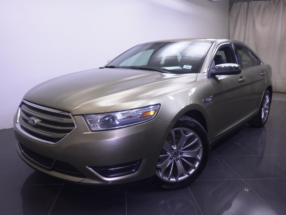 2013 ford taurus for sale in greensboro 1190108355 drivetime. Black Bedroom Furniture Sets. Home Design Ideas