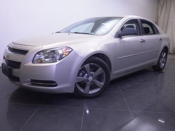 2012 Chevrolet Malibu - 1190108546