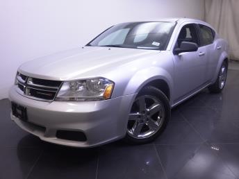 2012 Dodge Avenger - 1190108548