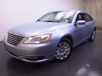 2013 Chrysler 200 - 1190108552