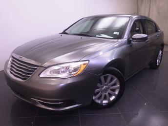 2013 Chrysler 200 - 1190108640