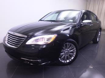 2012 Chrysler 200 - 1190108683