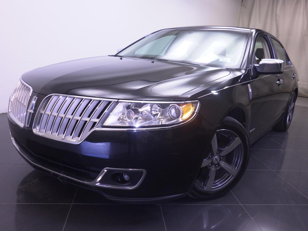 2011 lincoln mkz hybrid for sale in charlotte 1190108720 drivetime. Black Bedroom Furniture Sets. Home Design Ideas