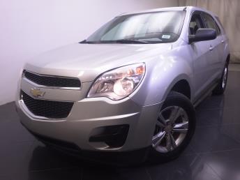2013 Chevrolet Equinox - 1190108826