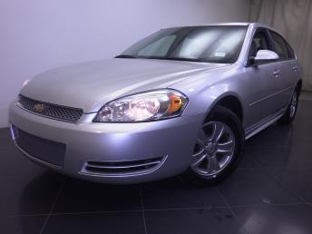 2014 Chevrolet Impala Limited - 1190108881