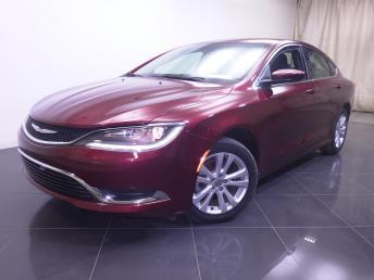 2015 Chrysler 200 - 1190108945