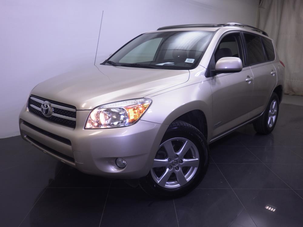 2008 Toyota RAV4 - 1190109080