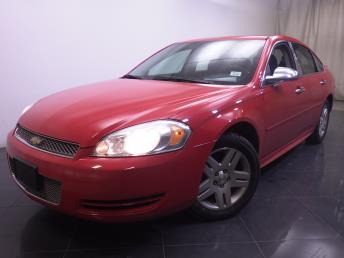 2012 Chevrolet Impala - 1190109198