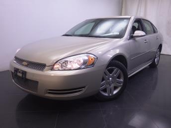 2012 Chevrolet Impala - 1190109400