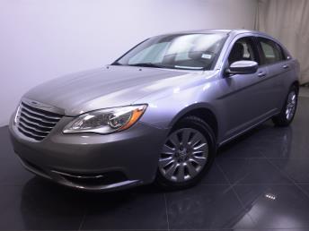 2013 Chrysler 200 - 1190109519