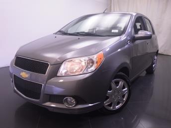 2011 Chevrolet Aveo - 1190109522