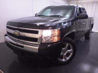 2009 Chevrolet Silverado 1500 - 1190109629