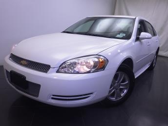 2014 Chevrolet Impala Limited - 1190109839