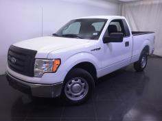 2009 Ford F-150 Regular Cab STX 6.5 ft