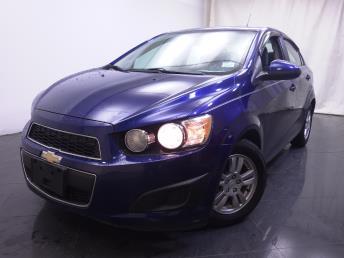 2013 Chevrolet Sonic - 1190109945