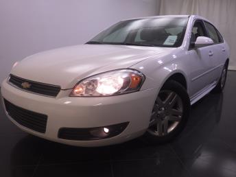2011 Chevrolet Impala - 1190110194