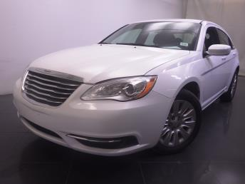 2014 Chrysler 200 - 1190110266