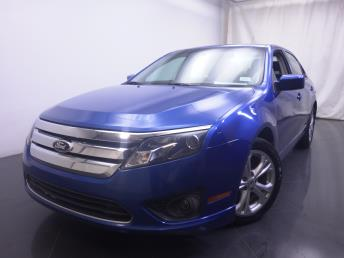 2012 Ford Fusion - 1190110319