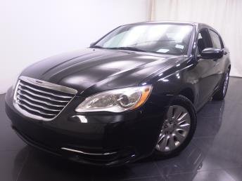 2013 Chrysler 200 - 1190110351