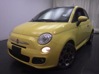 2013 FIAT 500 - 1190110381